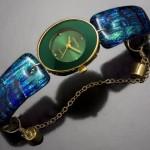 #03 Blue Green Watch