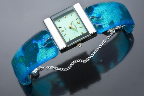 #49 Aqua Fantasy Watch