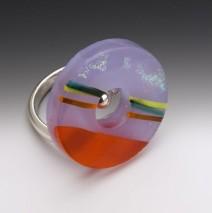 #60 Lavender Life Savor Ring