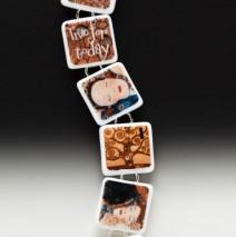 #61 Klimt Bracelet