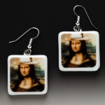 #61 Mona Lisa Cowgirl Earrings