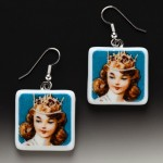#61 Princess Earrings