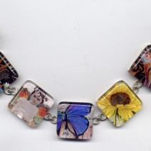 #61 Image Bird Design Bracelet