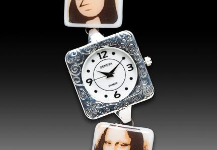 #61 Mona Lisa Watch