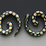 Spiral_Earrings-Polka_Dot