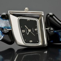 #20 Dali Midnight & Silver Watch